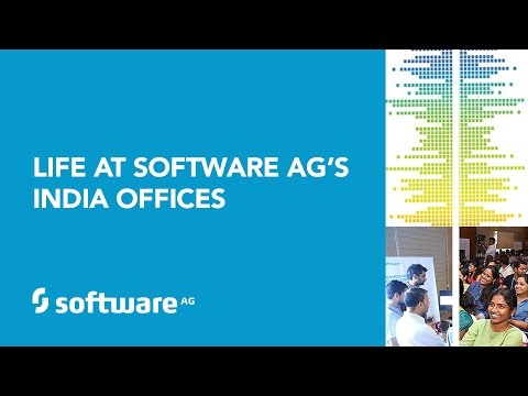 Life at Software AG's  India Global Consulting Services
