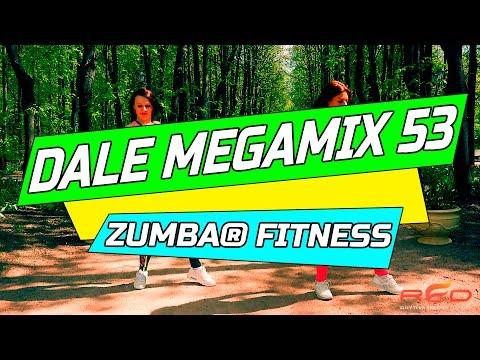 Soldat Jahman & Luis Guisao feat. Kenza Farah - Dale | Zumba Fitness 2017 | Mega Mix 53