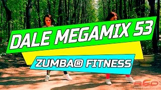 Soldat Jahman & Luis Guisao feat. Kenza Farah - Dale | Zumba Fitness 2016 | Mega Mix 53