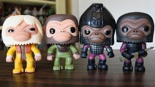 Funko Pop Planet of the Apes review