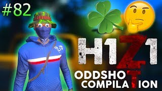 WAS THIS INSANE ENDING LUCK OR SKILL? YOU DECIDE...   H1Z1 - BEST ODDSHOTS AND STREAM HIGHLIGHTS #82