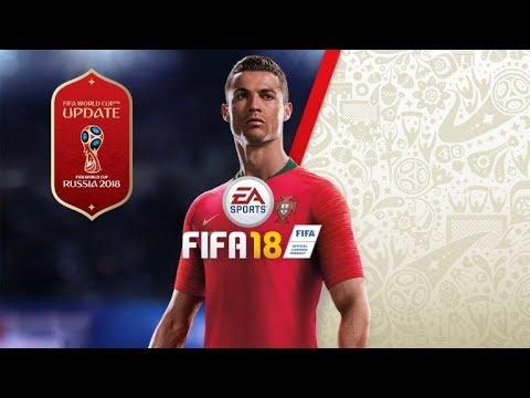 FIFA 18 - ESPERANDO LA ACTUALIZACION DEL MUNDIAL* VAMOS MEXICO