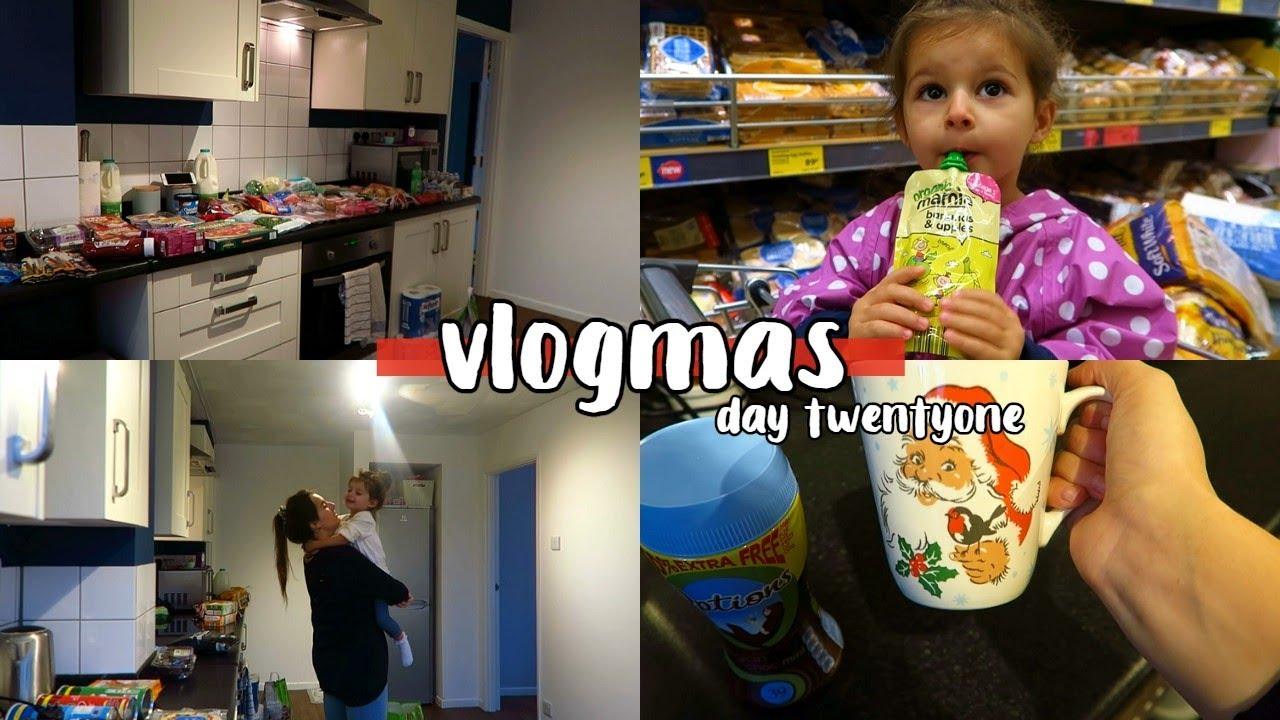 Download Christmas Food Shop Carnage | VLOGMAS