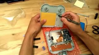 Raspiboy assembly tutorial - First batch unit