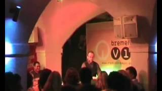 Friedemann Jaenicke - Geburtstagslied - live im Comedy Club Bremen