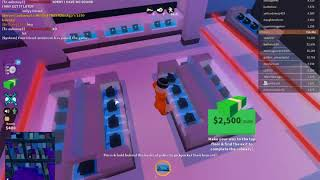 ROBLOX JAILBREAK HOW TO ROB THE JEW STORE AND GET OUT WITHOUT GOING THROUGH THE LASERS AND CAMERAS