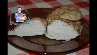 Очень вкусная куриная грудка. Рецепт куриной грудки в фольге в духовке