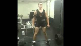Gewichtheben Fail