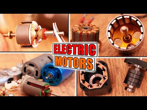 Types Of Electric