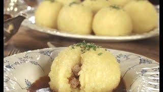 Burgis Geheimnis perfekter Kartoffelknödel