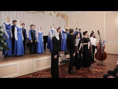 Отчетный концерт ЦДНВ