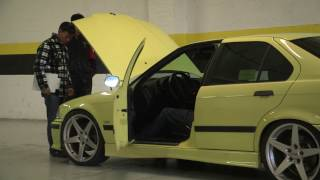 BMW M3 Giveaway - Changing build direction