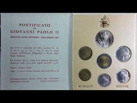 Reptilian Image on Vatican Coin