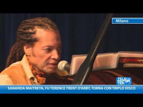 Sananda Maitreya Fu Terence Trent D Arby Torna Con Triplo Disco Youtube