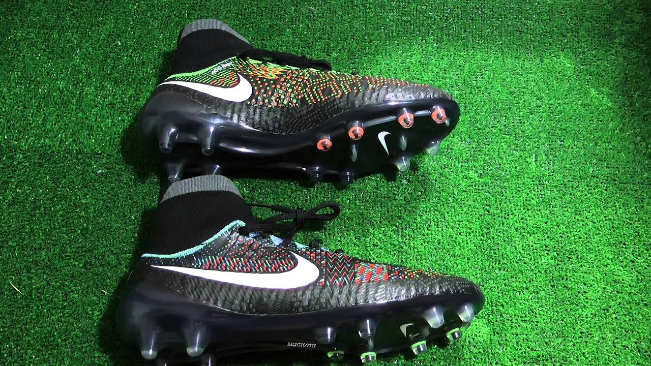 online retailer 95433 13f1a Nike Magista Obra BHM FG Football Boots Black History Month Edition Preivew