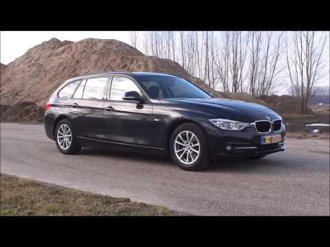 BMW 320d Touring LCI Walkaround