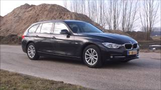 BMW 320d Touring LCI Walkaround