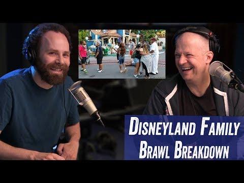 Disneyland Family Brawl Breakdown - Jim Norton & Sam Roberts