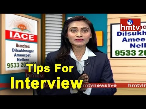 How To Prepare For Interviews And Bank Jobs | IACE Coaching | Career Times | hmtv News