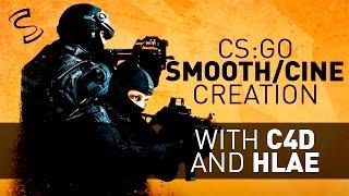 [TUTORIAL] CS:GO Smooth/Cinematic creation with Cinema 4D and HLAE
