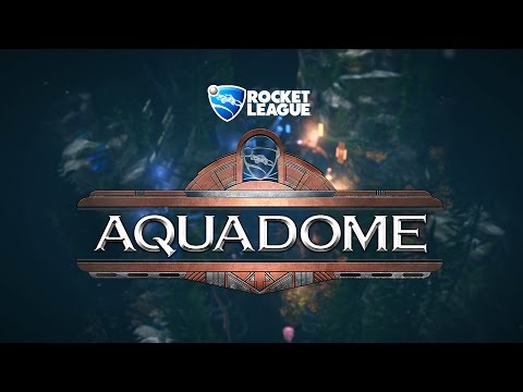 Rocket League - AquaDome DLC Trailer