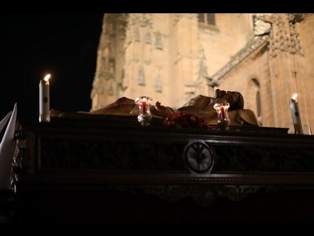 Semana Santa Salamanca 2017 | Procesión del Cristo Yacente