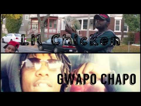 Lil Chicken x Gwapo Chapo- All Dem Days (2k17)