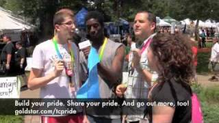 Ross Mathews sings Halo by Beyonce at Twin Cities Pride - Goldstar Half-Price Tickets