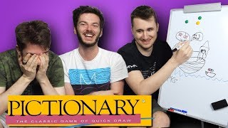 PICTIONARY NON FAMILY FRIENDLY con FIERIK