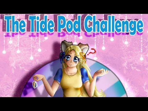 Tide Pod Challenge| Speed Paint Show