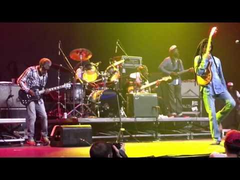 The Wailers Band Reunion And Julian Marley | São Paulo - BR 2016