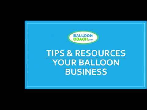 Green Thursday  Resources to Make More Money from your Balloon Business