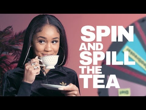Saweetie Says It's Too Early In Her Career To Date! | Spin And Spill The Tea