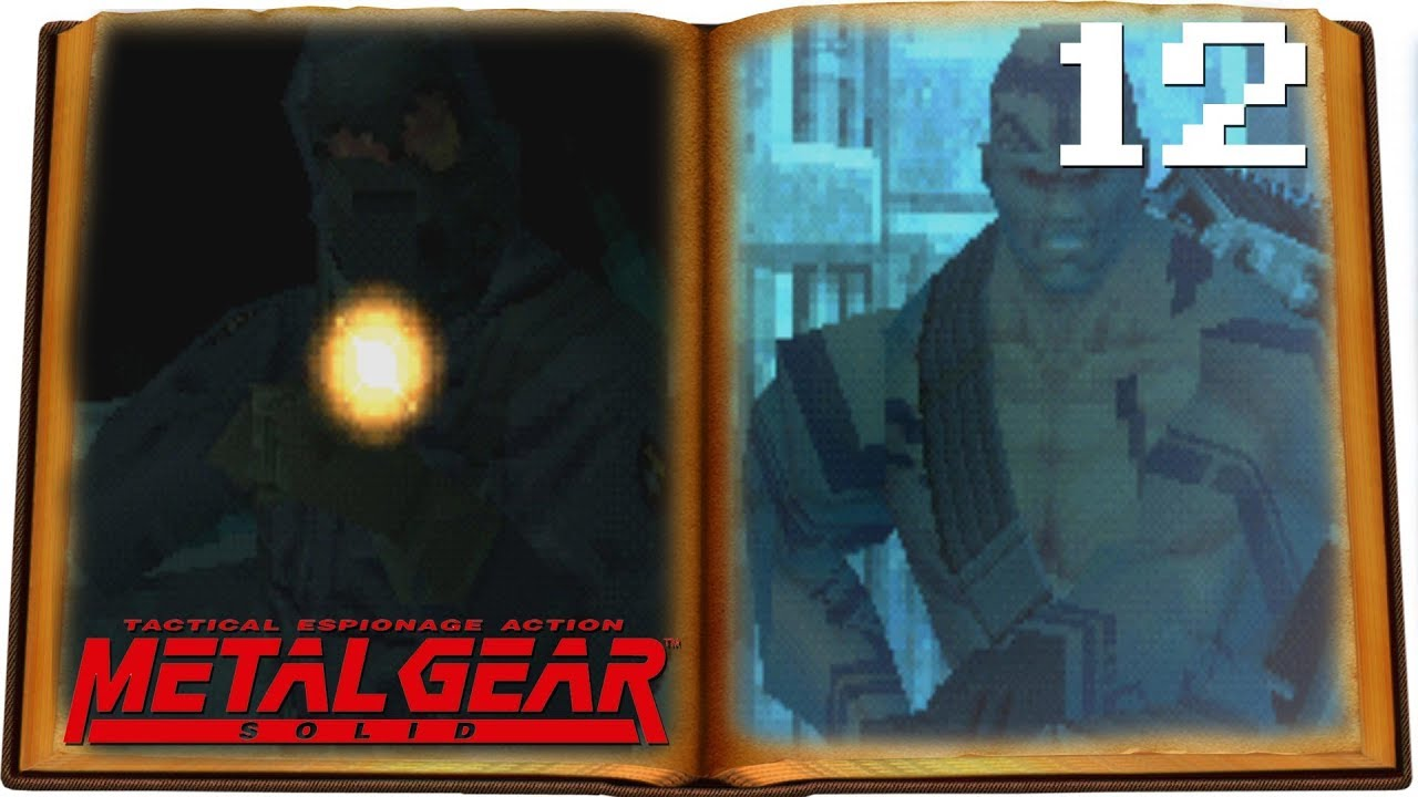 Ep.12 ► Vulcan Raven [Metal Gear Solid]