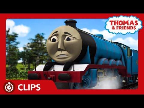 Gordon Runs Out Of Steam | Clips | Thomas & Friends
