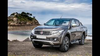 2018 FIAT FULLBACK CROSS PICKUP - FULL REVIEW & TEST DRIVE