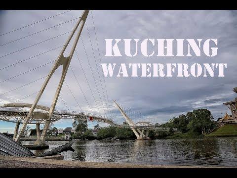 Sarawak Trip | Kuching Waterfront