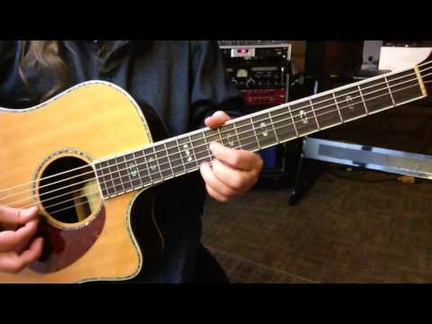 Alternate Tuning D#FCGCD# - Key C Natural Minor