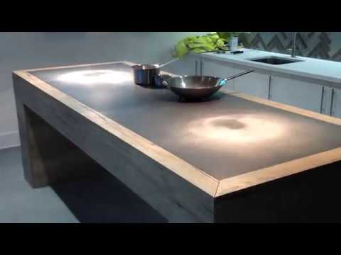 Induced Energy invisible induction hob at Appetito