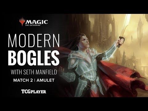 [MTG] Modern Bogles | Match 2 VS Amulet