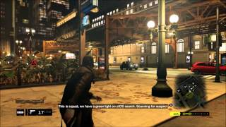 Watch Dogs THEWORSE Patch Gameplay PC 1080p