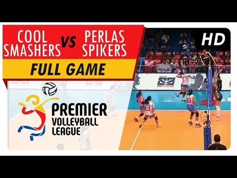 Cool Smahers vs. Perlas Spikers | Full Game | 1st Set | PVL Reinforced Conference | May 16, 2017