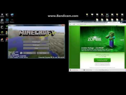 How to install the Portal gun mod for Minecraft 1.6.2 +