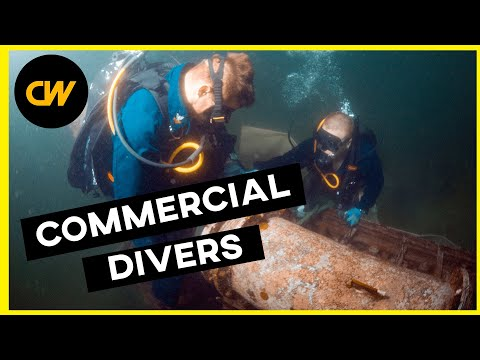 Commercial Diver Salary (2019) - Commercial Diver Jobs