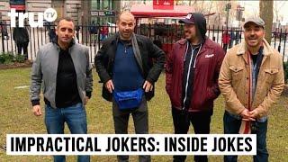Impractical Jokers: Inside Jokes - Murr's Bright Blue Fanny Pack   truTV