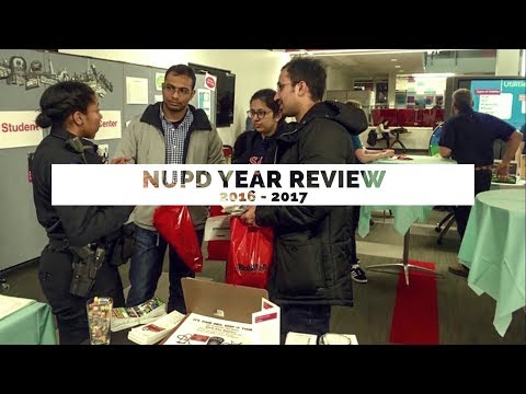 NUPD YEAR REVIEW 2016 2017