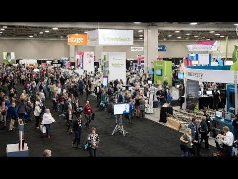 Watch the RootsTech 2019 Free Live Stream - Thursday