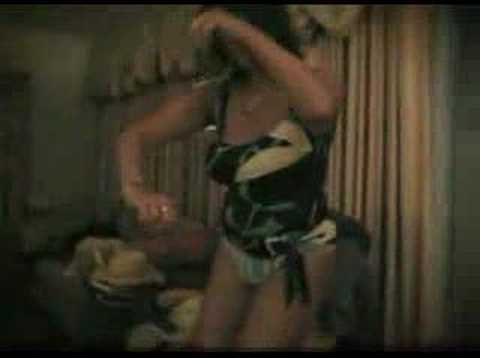 Tracey Emin,Daisy Bates dancing in Beverley Hills Hotel