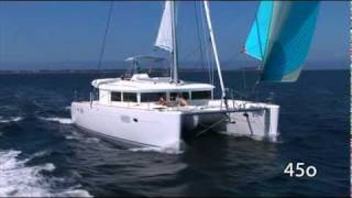 Istion Yachting - Our Lagoon 450 catamaran for charter in Greece