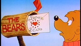 The Berenstain Bears Comic Valentine